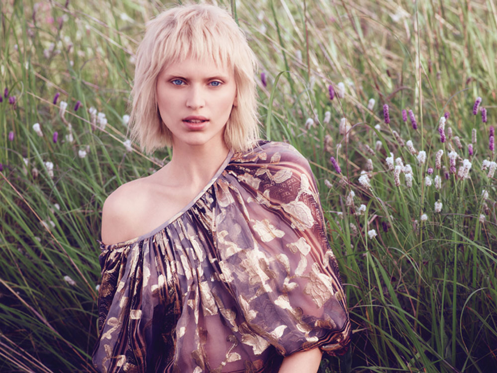 Formula How-To: Wheat Shag by Aveda