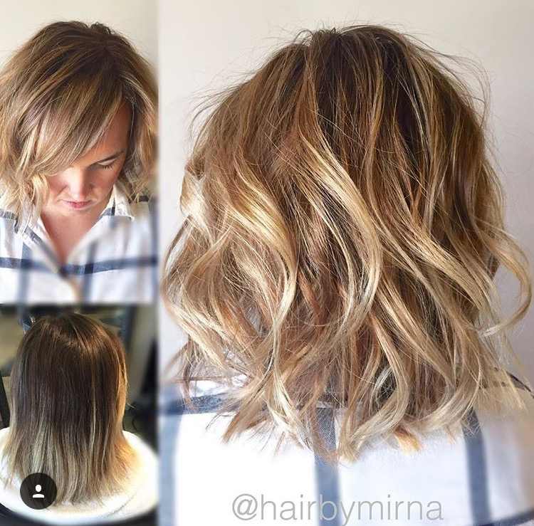 Formula Breakdown: Babylights and Balayage for Beautiful Blonde