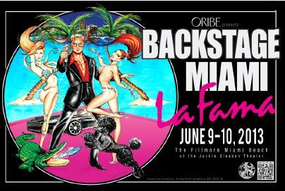 Finding the One: Oribe to Choose Next Mentee at Backstage 2013