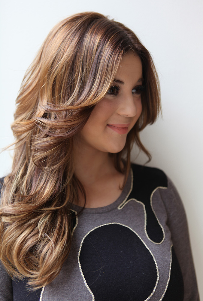 Box Hair Color Fail to Beautiful Balayaged Babylights