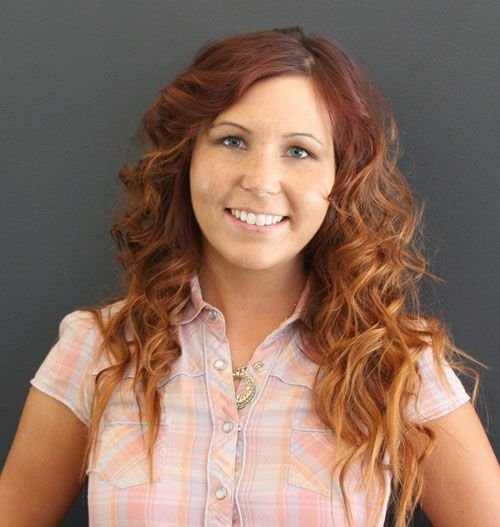 AFTER: MODERN's Web Editor Lauren Salapatek