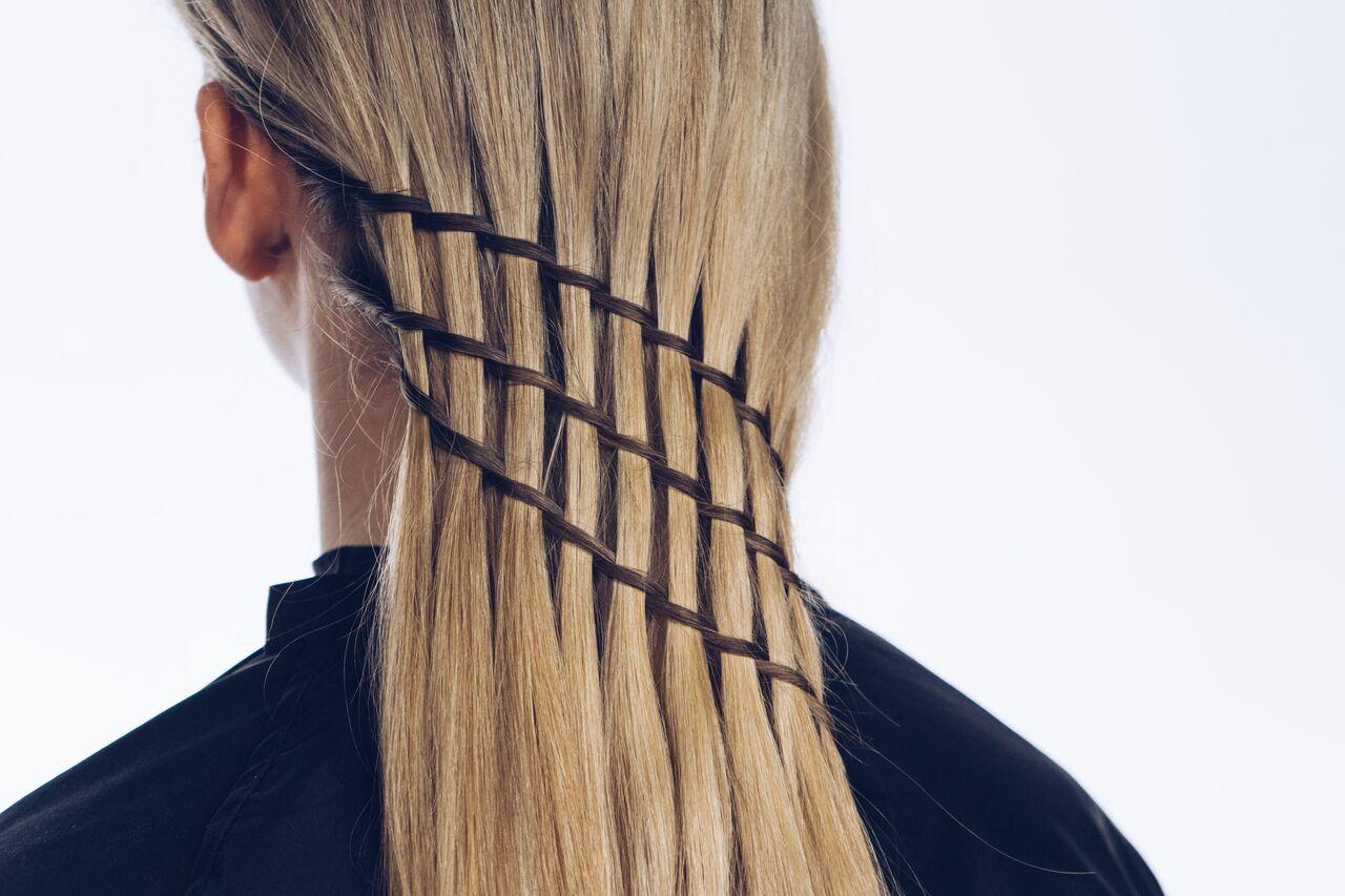 Basket Weave Braid by Sam Villa