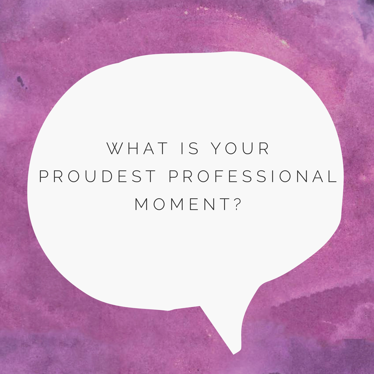 MODERN Asks, Industry Answers: What is Your Proudest Professional Moment?