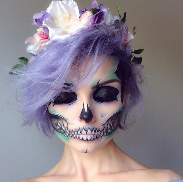 Makeup by @beautsoup