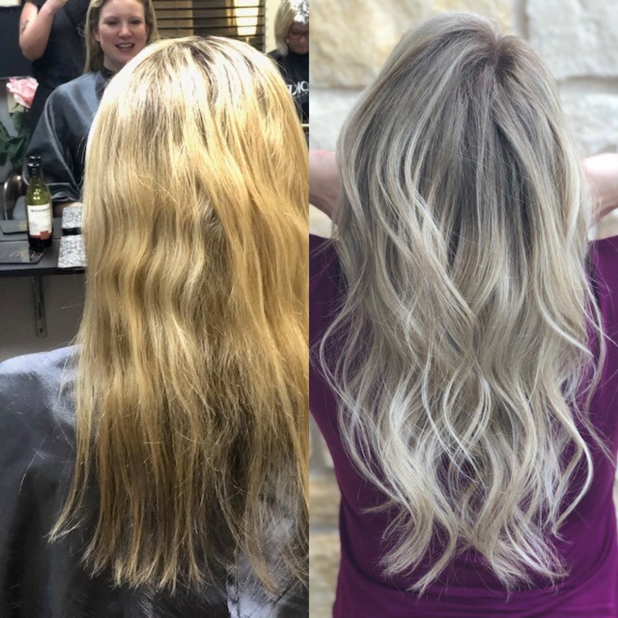 Adding Depth to Highlighted Hair with Balayage