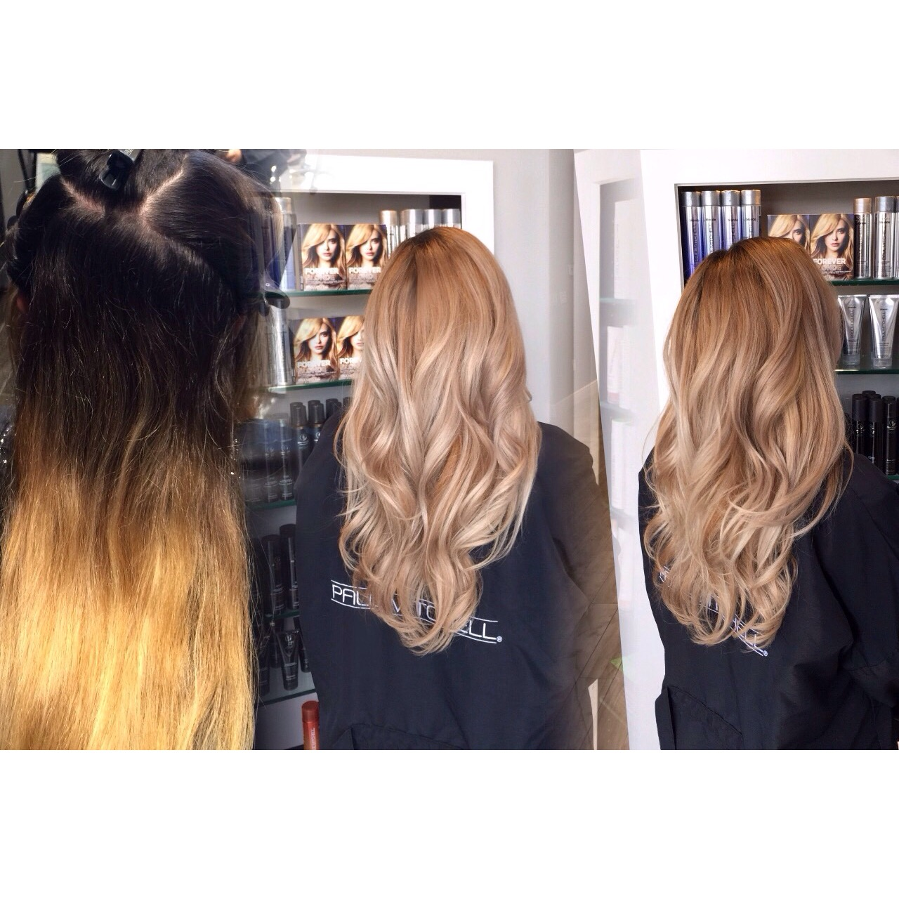 TRANSFORMATION: Tasteful and Gorgeous Blonde