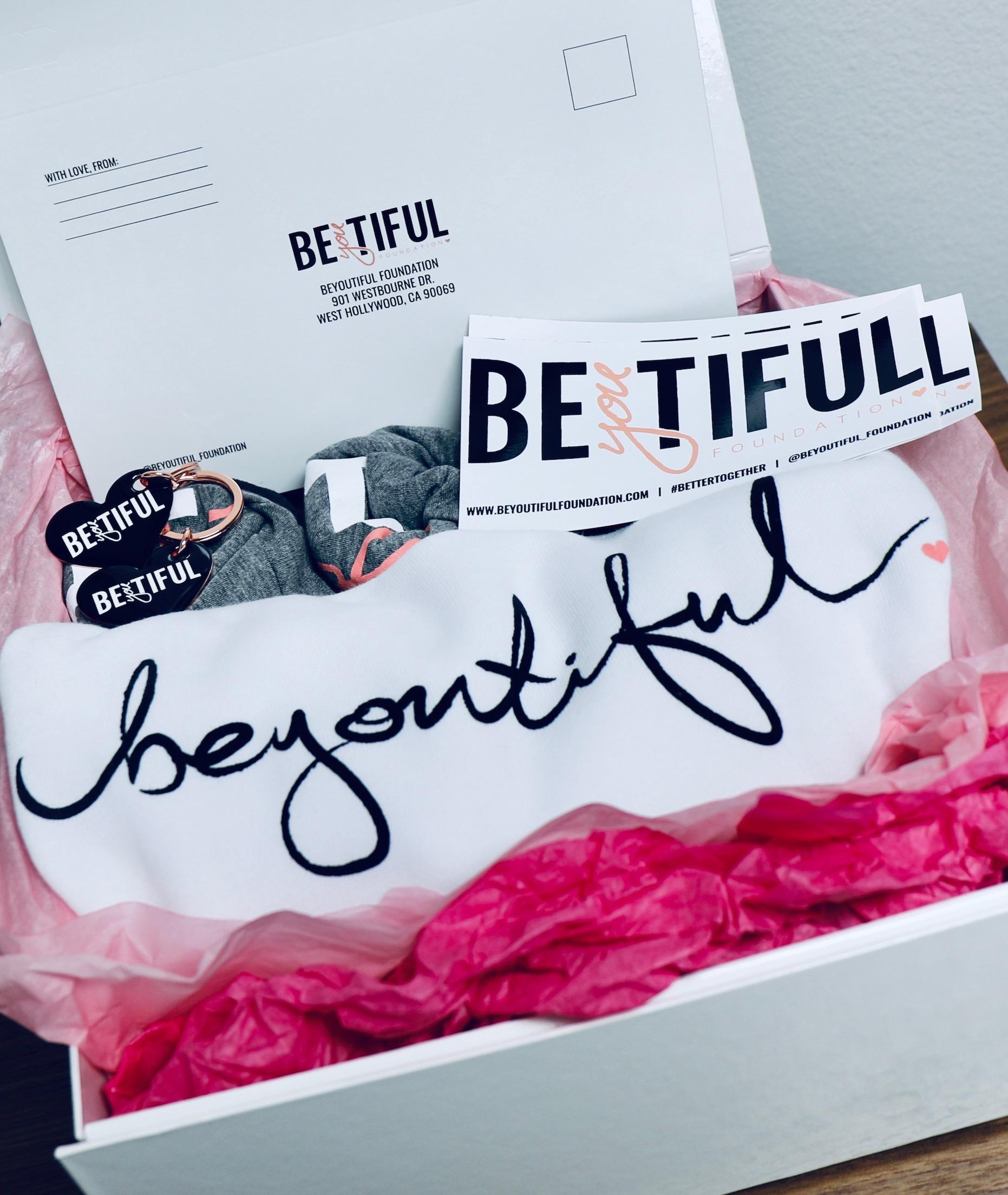 Nikki Lee & Riawna Capri Launch the BeYOUtiful Hair Donation Program & BeYOUtiful Days