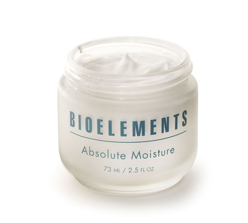 """""""Avocado oil's natural ability to smooth and soften is ideal for clients with skin that is dehydrated, aging or lined, says Teresa Stenzel, Director of Education for Bioelements. """"It's one of the ways Absolute Moisture balances skin's water-to-oil levels and leaves lines less visible."""" ... Absolute Moisture by Bioelements"""
