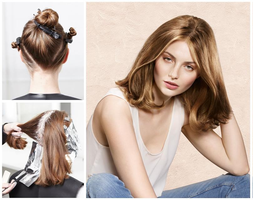 TREND ALERT: Nude Haircolor! Powdery, Sandy and Earthy Tones - Trending Blonde Look