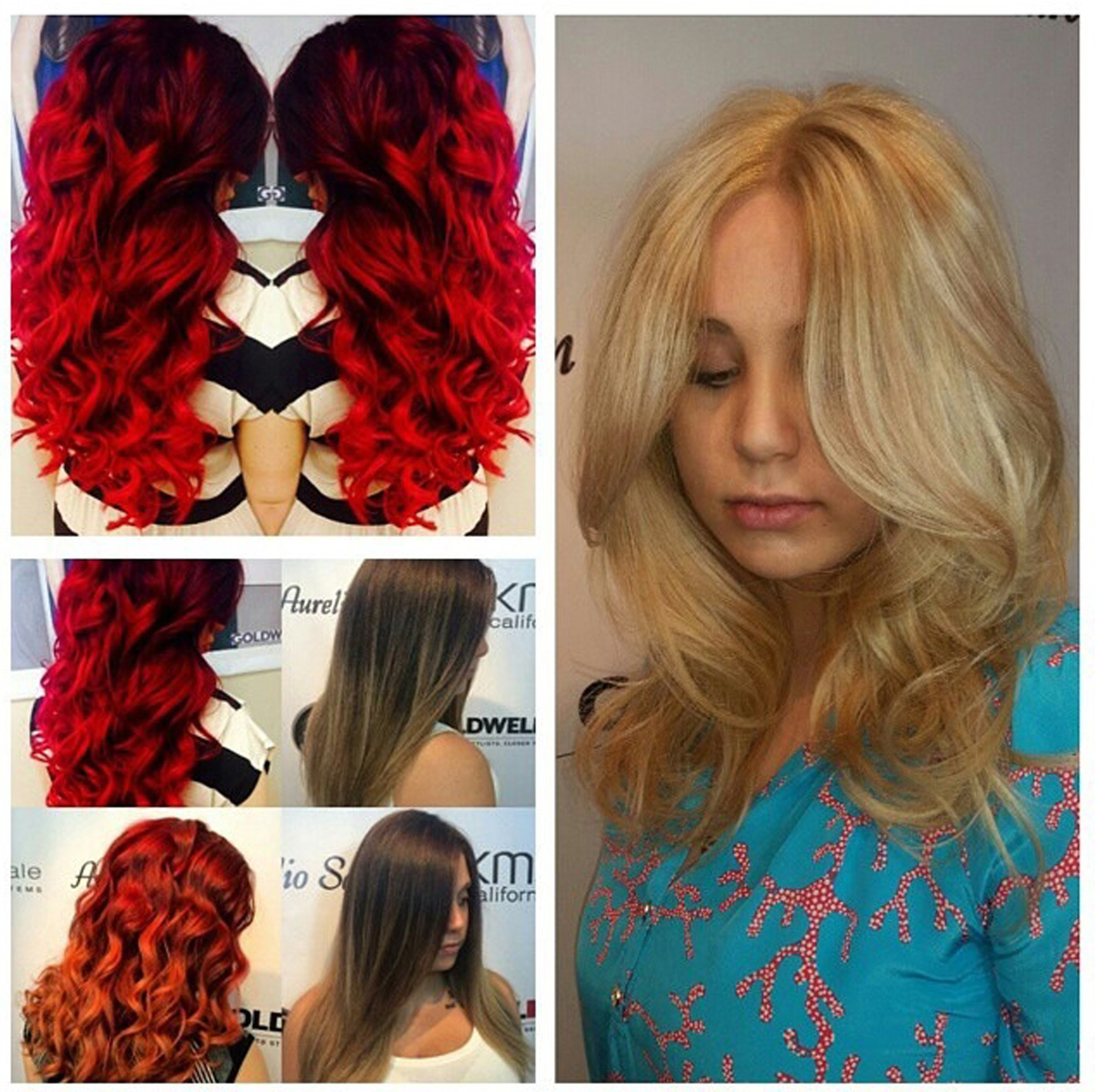 HOW-TO: Going From an Intense/Vibrant Haircolor to a Neutral Tone