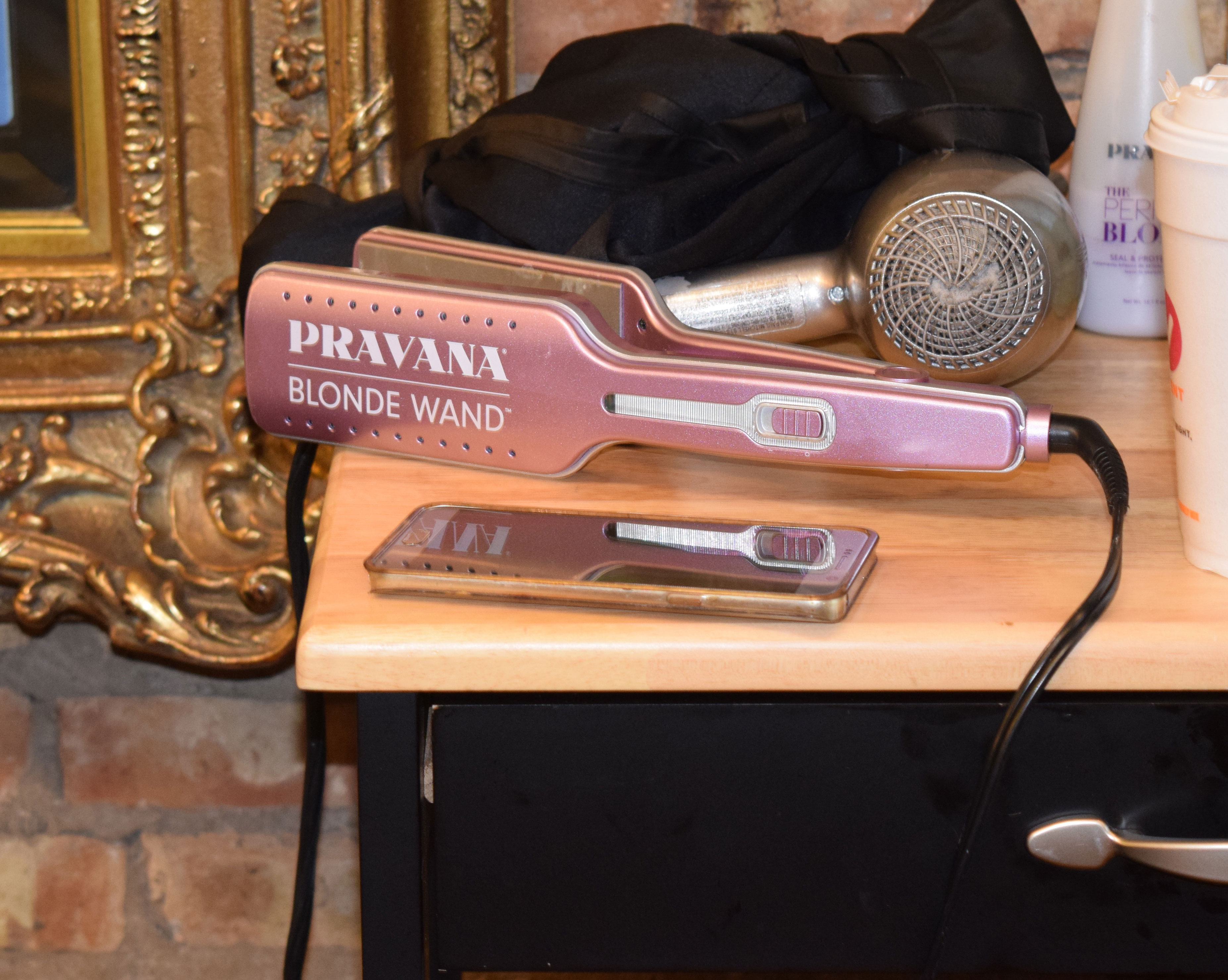 Your Questions About Pravana's Blonde Wand, Answered