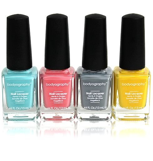 Fun and Fancy Hues from Bodyography