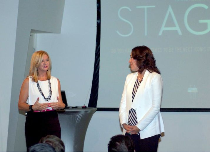 PUBLIC SPEAKING AND THE BEAUTY INDUSTRY: Stages Academy