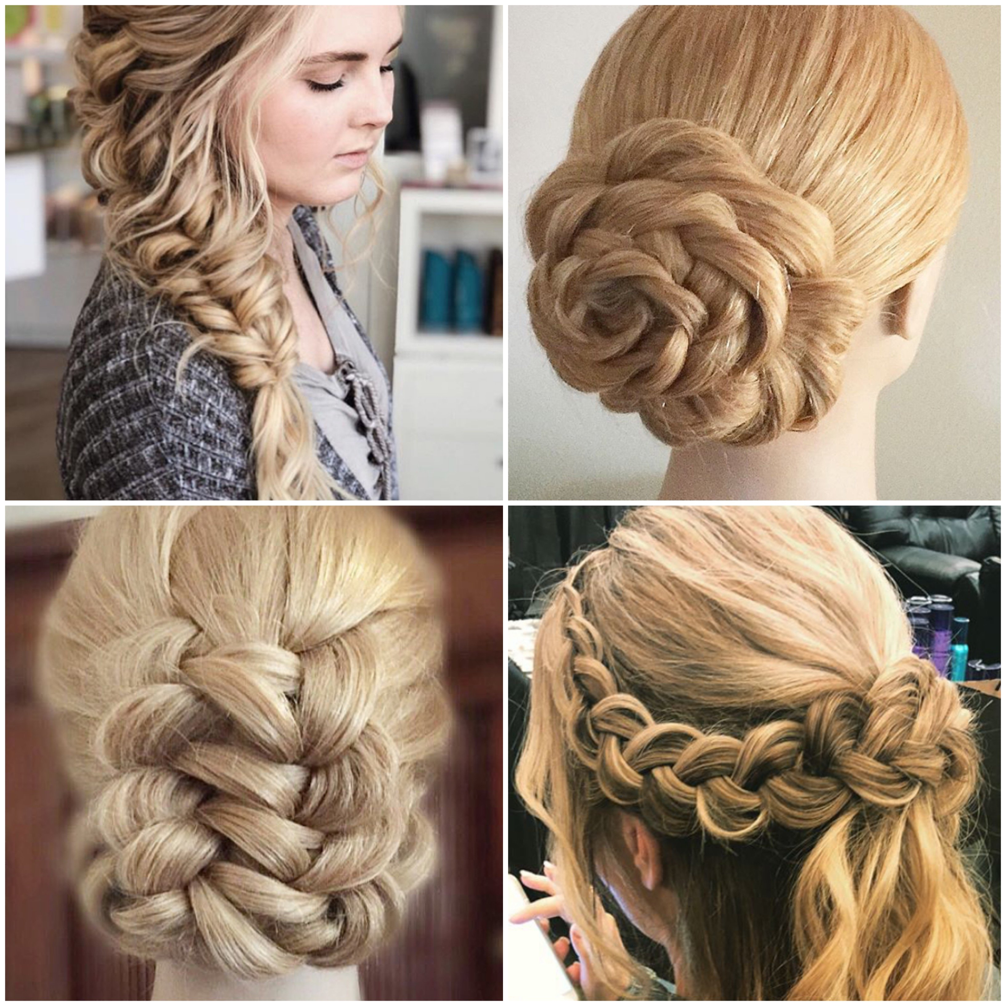 Braids by Sarah Crews.