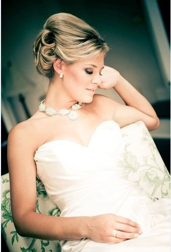 Bridal Hair How-To: Formal, Feminine, Flawless Updo