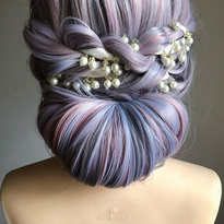 """Whether its an updo for inspiration or for a bridal client, remember to pick something out the..."