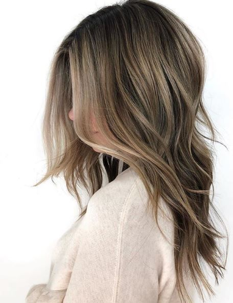 Get the formula and steps for this stunning bronde melt below.