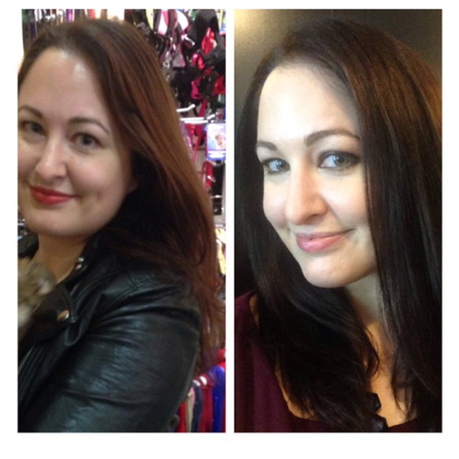 FADED TO FAB: Brunette Formula and How-To