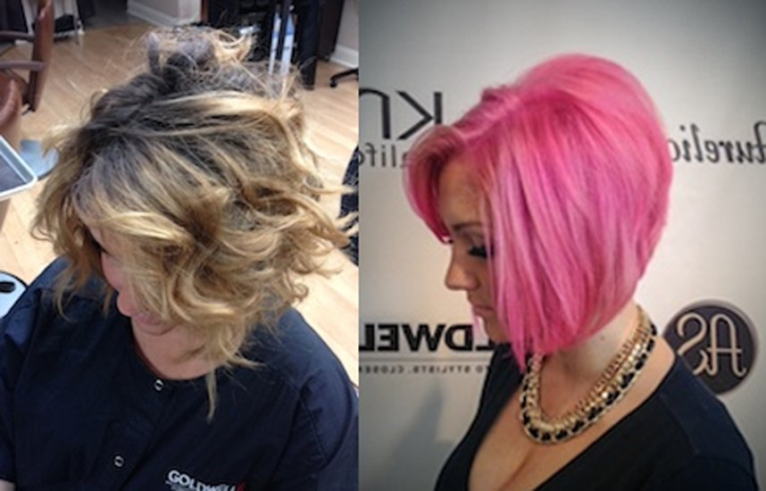 How-To: Bubblegum Pink Haircolor
