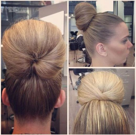 The 5-Minute Updo: Soft and Simple Bun