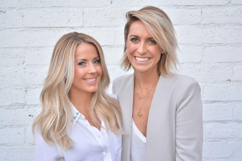 Nikki Lee and Riawna Capri