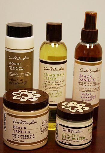 Carol's Daughter—Black Vanilla to Macadamia Products