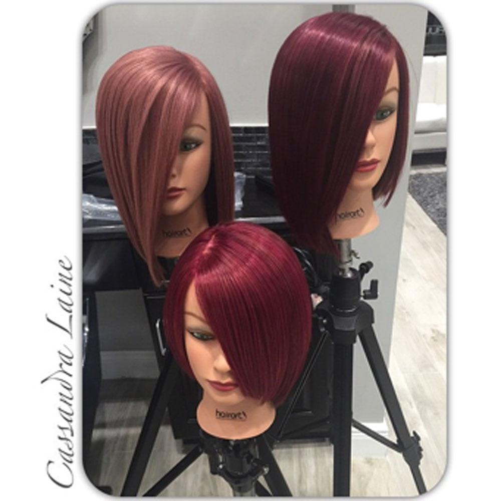 Mannequin Monday: Formula On These Amazing Color Designs