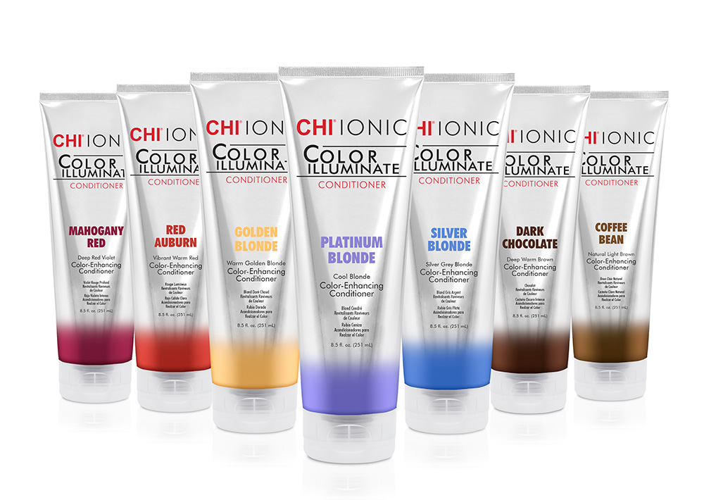 CHI Ionic Color Illuminate Color Depositing Conditioners