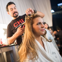 CHI Styling Team Creates Crown-Worthy Hair for Miss USA Pageant