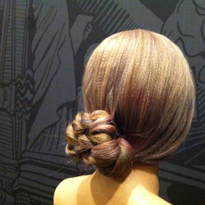 HOW-TO: The Intricate Knotted Chignon
