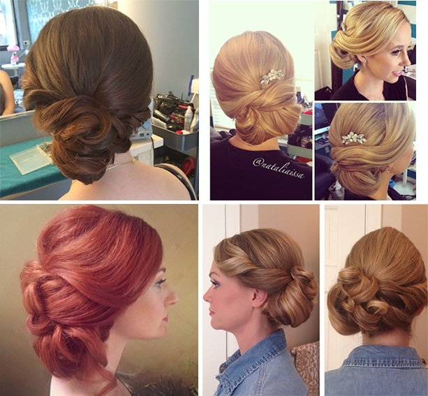 5 Steps to Getting the Perfect Chignon Bun