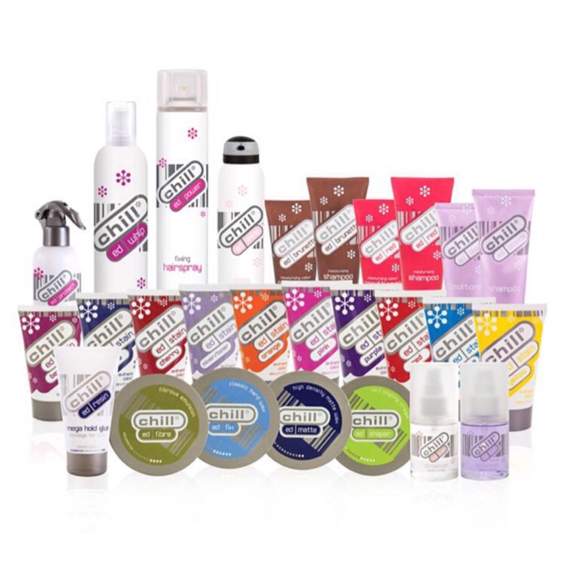 chill* Heats Up: British Brand Offers Bold, Brilliant Color