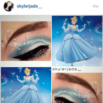 7 Makeup Looks That Capture the Magic of Disney Princesses