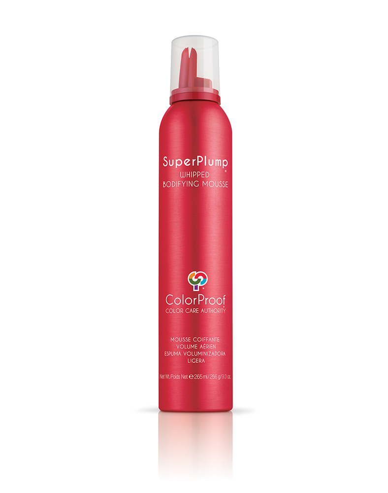 ColorProof's SuperPlump Whipped Bodifying Mousse