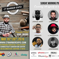 #BarberLove: CT Barber Expo May 18-20