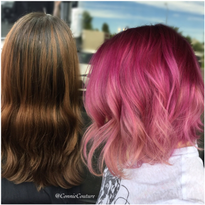 Makeover: Going For That Special Pink Melt