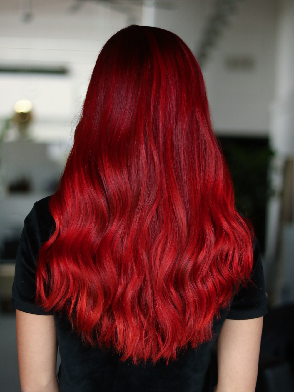 Hair color by Contance Robbins.