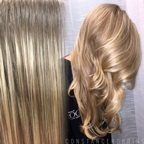 COLOR CORRECTION: Blurring To The Perfect Blonde