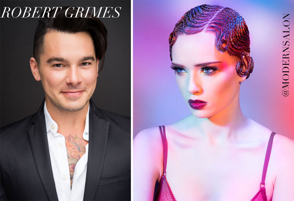 Contemporary Classic Stylist of the Year, Robert Grimes