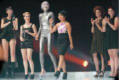 Roz Corpuz announced winner of Wella Trend Vision North America, 2013