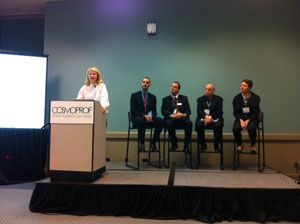 Cosmoprof North America Hosts Presentation at ISSE