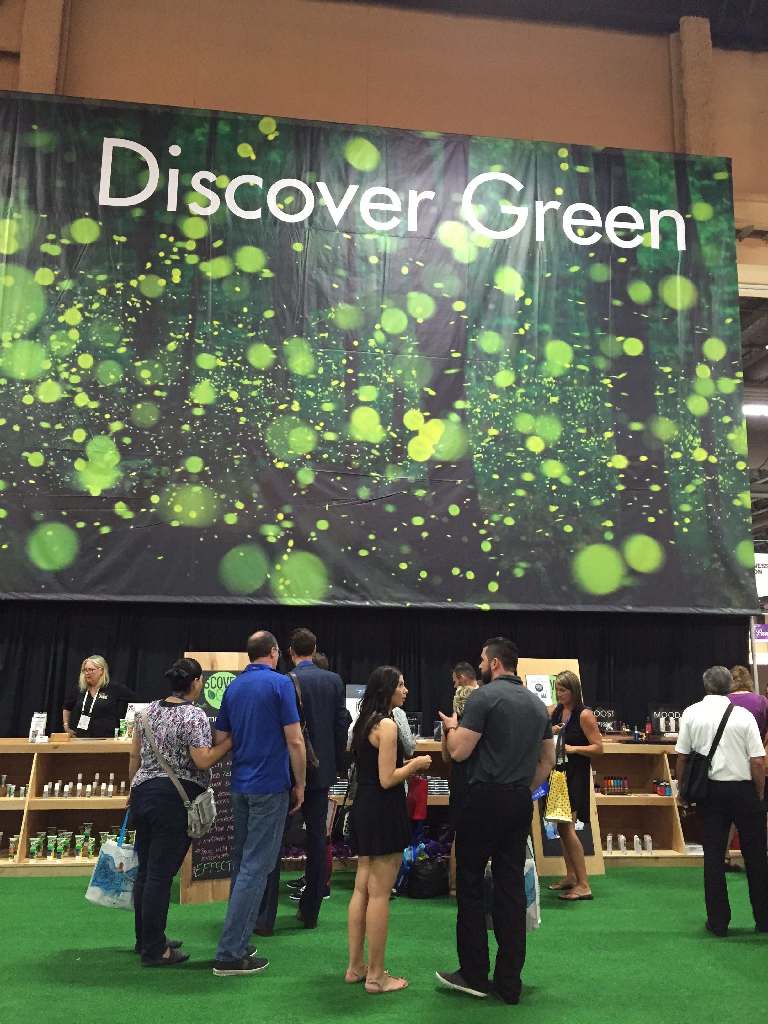 CPNA Introduces Discover Green Leaf