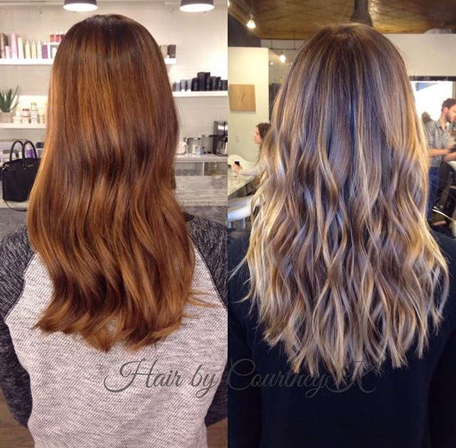 MAKEOVER: Balayage For Dimension and Lift