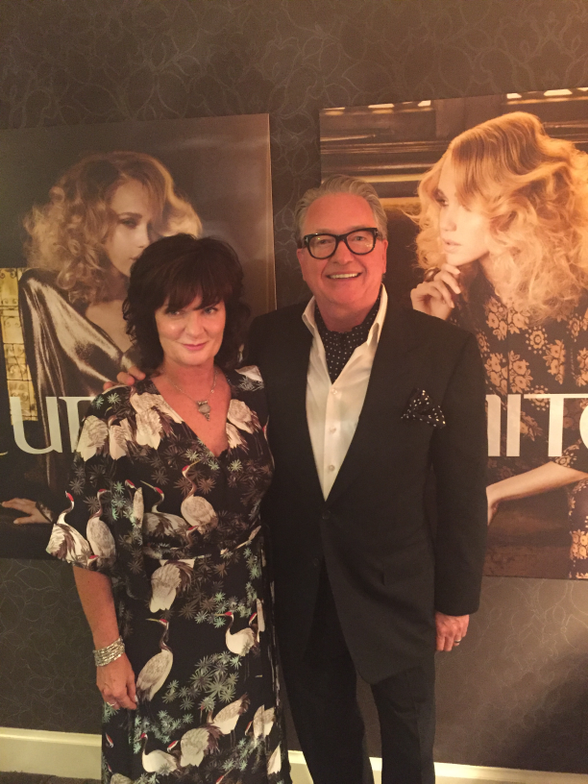"<p><strong><em>Global Education Director for </em></strong><a href=""https://unitehair.com/""><strong><em>Unite Haircare</em></strong></a><strong><em> Zoë Harte</em></strong><strong><em> joins longtime friend and fellow professional, the Founder of Unite Haircare, Andrew Dale.  An elegant cocktail party at the top of the Four Seasons Hotel allowed guests to mingle with the Unite team, while getting a sneak peek at some new launches from the brand.</em></strong></p>"