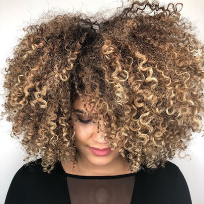 Curl Craze: 9 Curly Styles by Akeiri Taylor We Can't Get Over