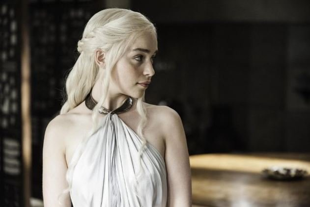GAME OF THRONES: Daenerys Targaryen's Braided Hairstyle