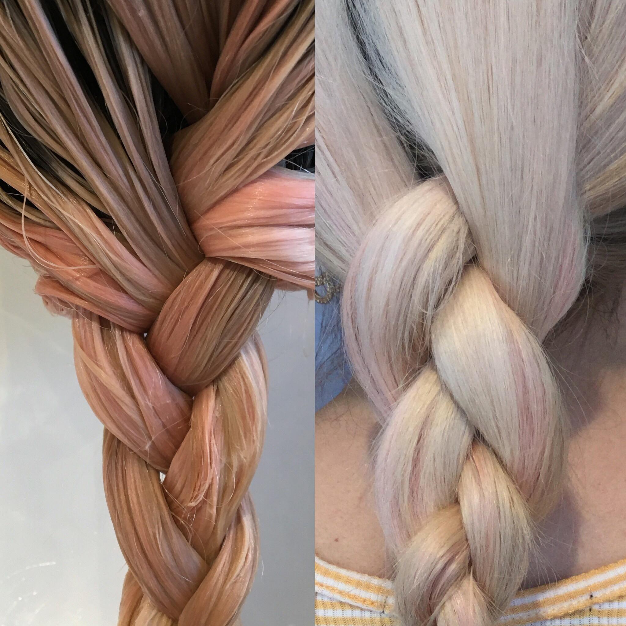 Formula: Ballet Slipper Blonde