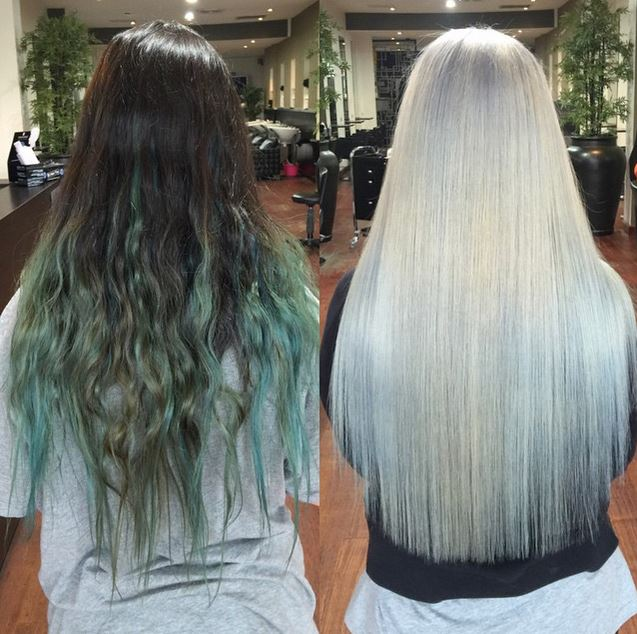 5 Tips for a Dramatic Color Change - Going from Brunette to Blonde