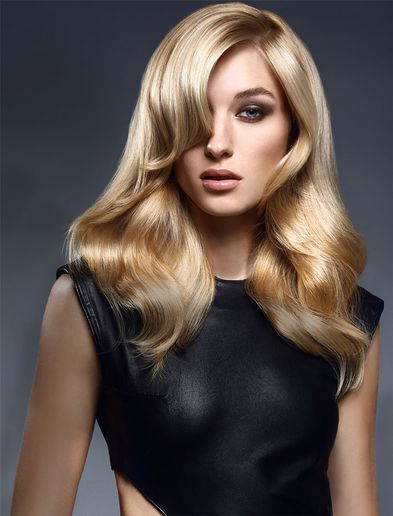 Goldwell Holiday 2014 How-To: Holiday to Night