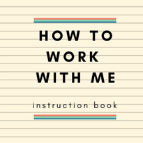 What If You Came With Operating Instructions?